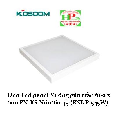 den led panel vuong 600x600