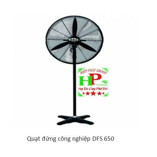 quạt đứng công nghiệp DFS 650