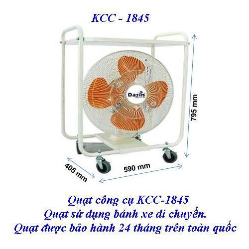 Quạt Công cụ Công nghiệp KCC-1845