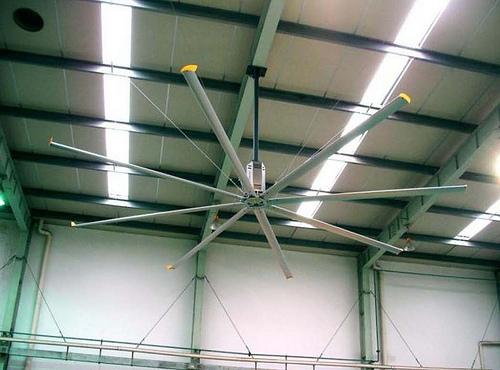 quạt trần công nghiệp cánh 3m6 - quạt trần công nghiệp